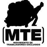 MTE movimiento de trabajadores excluidos